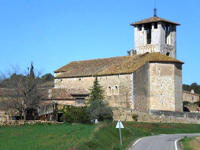 Fontcoberta Church