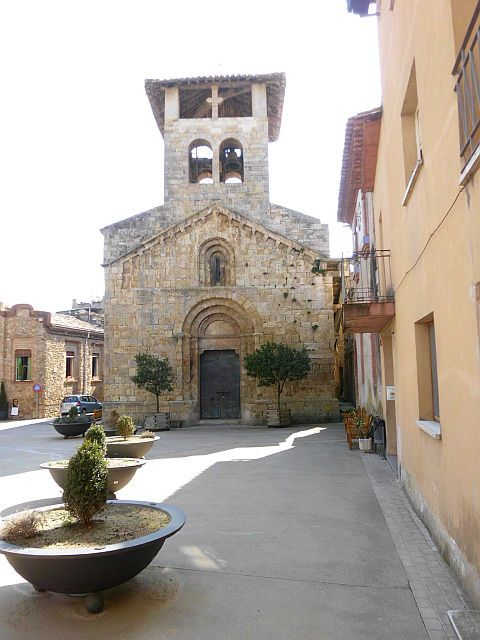 Serinyà Church - Main photograph