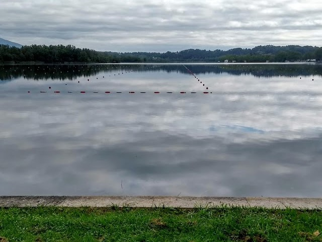 The Lake - Regatta course