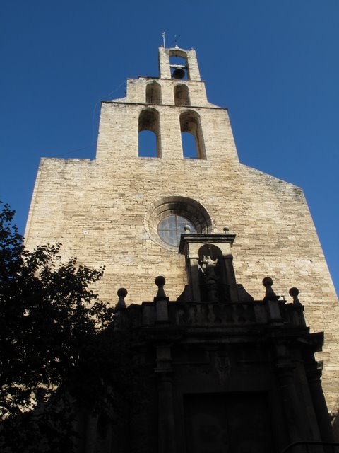 Santa Maria dels Turers. The bell tower