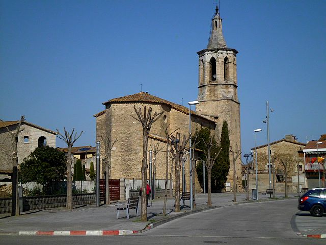 Cornellà Church - Main photograph