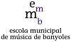 Municipal Music School of Banyoles (logo)